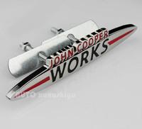 Mini Cooper S John Cooper Works R50 R52 R53 R56 R57 R58 R60 GRILLE Emblem Badge