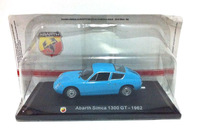1:43 Scale DieCast Model Car Abarth Simca 1300 GT - 1962 By Metro
