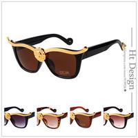 Brand Designer Vintage Plastic Sunglasses Women Inspired Sexy Chic Retro brand Sunglasses Cat Eye glasses Oculos De Sol Feminino