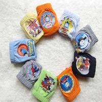 Free Shipping 12pcs/lot Children Underwears Kids Boys Underwear Comfoetable Briefs For Boys Kids