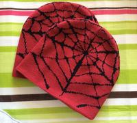 New Cute Round Dot Bowknot Hello Kitty 3~8 Years Children Girl Knitting Beanies Hats