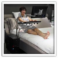 Authentic ok care home bed multifunction desktop laptop stand / rack / lift landing mobile computer desk