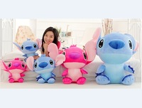 Free shipping Christmas giftsWholesale High Quality Lilo & Stitch Plush doll toys 32cm Stitch NEW for Children gift Hot sale