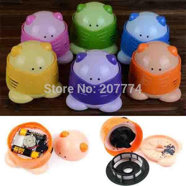 small mini Designers Cat desktop vacuum cleaner cartoon vacuum cleaner mini vacuum cleaner keyboard vacuum cleaner Free Shipping(China (Mainland))