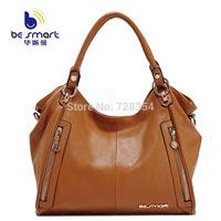 Real genuine leather bags women handbag fashion designer famous brand ladies shoulder bag bolsas femininas 2015 B252