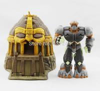 Free shipping Giochi Preziosi Gormiti warrior Nick Great Toy model Temple Run