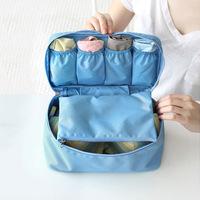 Korean underwear bag bra underwear bag bra bag waterproof portable storage box