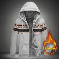 Free shipping famous brand plus size XXL 4xl 5xl 6xl Thermal winter hood men winter jacket velvet thicken slim coat outdoors