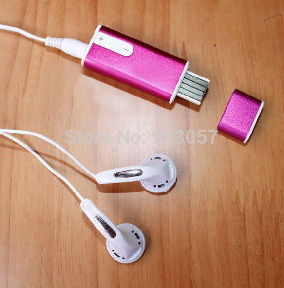 mini digital clip voice recorder SK-898 8GB portable usb flash drive MP3 player music player 10pcs/lot DHL free shipping(China (Mainland))