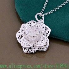 Free Shipping 925 sterling silver Necklace, 925 silver fashion jewelry  /ccnaktua doxamgea P347