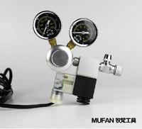 MUFAN plants CO2 decompression table aquarium grass cylinder carbon dioxide pressure reducing valve