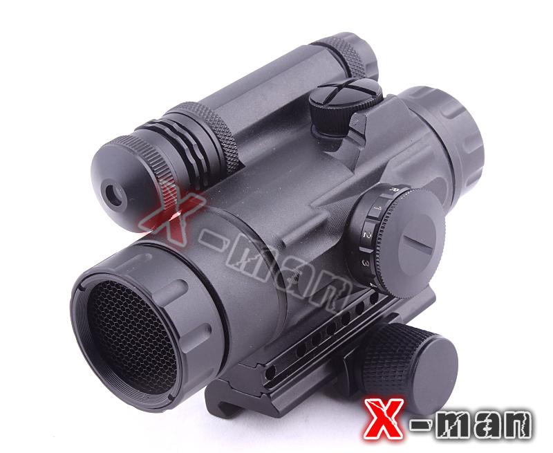 Винтовочный оптический прицел X-man M4 & 300