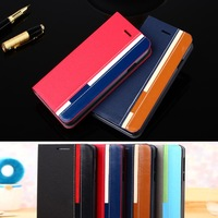 Luxury Flip PU leather Case For iphone 6 & 6 Plus 4.7 inch 5.5 inch Phone Bag Back Cover Card Holder with Stand for iphone 6