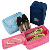 Travel shoe finishing bag waterproof incorporating shoe bag travel bags bag