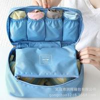 Korean version of multifunctional travel bag underwear bra bag bag containing finishing wash bag