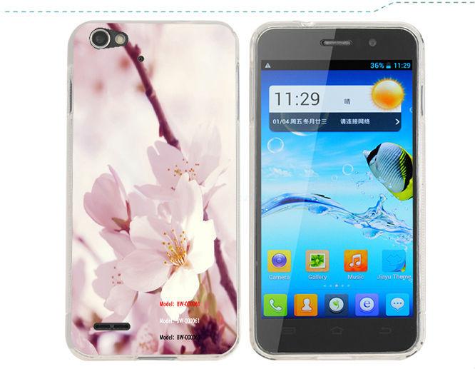 1 original back cover for jiayu G2 dual-core original battery ted baker phone case(China (Mainland))