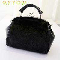 2014 bolsas de marca femininas spring bag vintage messenger bag women's handbag women shoulder Bag pu leather handbags