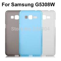 Soft Transparent TPU Phone Case Cover For Samsung GALAXY Grand Prime G5308W