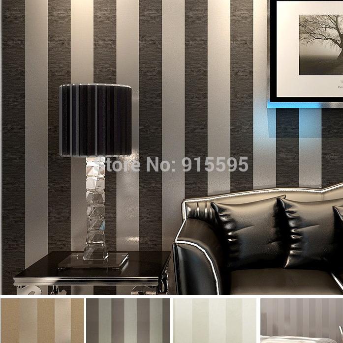 Schwarze Tapete Gl?nzend : Glitter Living Room Walls