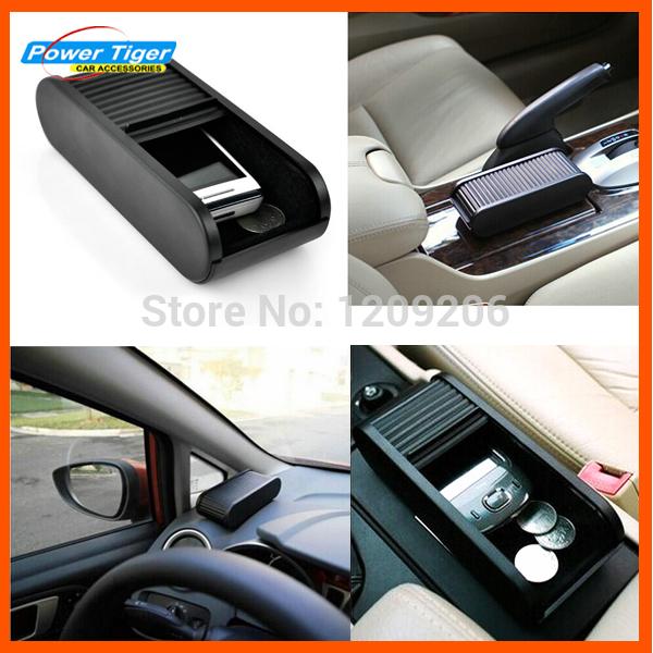 Car styling int rieur accessoires auto bo te de rangement for Interieur auto accessoires