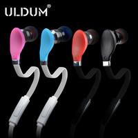 ULDUM Hot sale new design in-ear earphone with mic