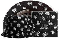 Cayler &Sons bucket caps black with white leaf fisherman hats men hat women hiphop fishing hat !