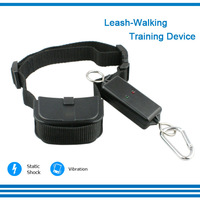 Free Shipping Humanized Behaviour Correction anti-pull Dog Leash Walking Training Collar Controller Automatic Stimulus Control
