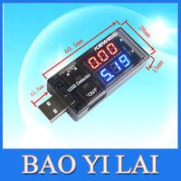 USB Charger Doctor Current Voltage Charging Detector Mobile Power Current and Voltmeter Ammeter Voltage USB  Charger Tester
