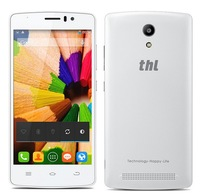 Original THL 4000 MTK6582 Quad core 1.3Ghz 1GB RAM+8GB ROM Android4.4 4.7inch 960X540pixels IPS Screen 4000mAh battery cellphone