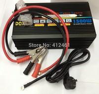 1500W Power Inverter+UPS svc voltage regulator 12v 220v power inverter with charger free shipping