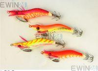 Glow-in-Dark Shrimp Fishing Bait Lures Catch Saltwater free shipping 5pc/lot
