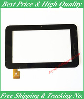 Free Shipping 7inch TPC0185 VER2.0 For AMPE A76 Sanei N77 Fashion Version Tablet Capacitive Touch Screen Cable Tablet PC Sensor