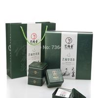 Tea gift box pilochun tea 2014 tea premium green tea gift box