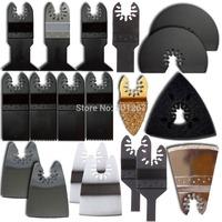 19Pcs Saw Blade Oscillating Multi Tool Blade For Bosch Fein Dewalt Skil Multimaster