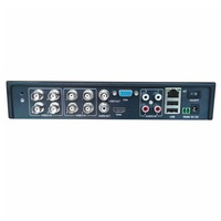 8ch D1 Network cctv dvr 7inch LCD  4ch audio input support remote view by mobilephone and pc suppot 3G or wifi extension HDMI