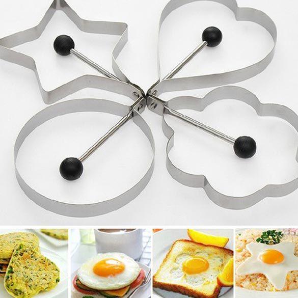 Keuken Gereedschap Kopen : Fried Egg Ring Mold