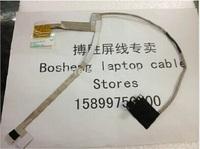 (5 pcs/Lot)  For HP ProBook 4540s 4570s 4730s  Ultra-thin screen Flex Lcd LVDS Cable New P/N:  50.4SJ06.001