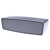 mini wirelesss HIFI High-end Luxury Wireless Bluetooth 3D Sound Multifunction Stereo speaker With FM Radio Support SD Card