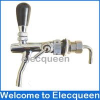 On Sale! Polished Chrome Draft Beer Faucet keg tap
