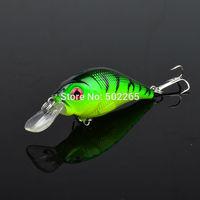 "1pc High Quality Fishing lure 0.364oz-10.34g/3.1""-7.87cm Fishaing bait 6# high carbon steel hook fishing tackle free shipping"
