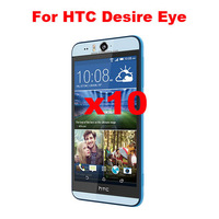 10pcs/Set HIGH Clear LCD Screen Protectors Screen Film Screen Guard For HTC Desire Eye M910X