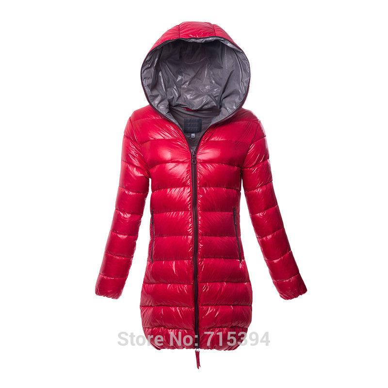 Sport Brand Winter Jacket Women White Goose Down Coat Warm Long Parka Casual Femme Outerwear Women Clothing(China (Mainland))