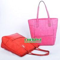 G female bags fashion serpentine pattern female bags one shoulder bucket bag handbag large capacity
