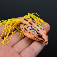 "1pc Top Fishing Lure Soft bait 2.2""-5.5cm fshing bait 0.432oz-12.25g fishing tackle 1 color Free Shipping"