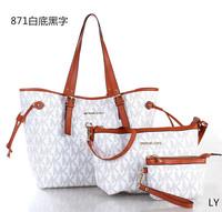 2014 Fashion famous Designers Brand Michaeled handbags High quality women's korss shoulder tote