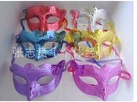6pcs Pack of Mardi Masquerade Party Fantasy Masks weddings Ladies Halloween new