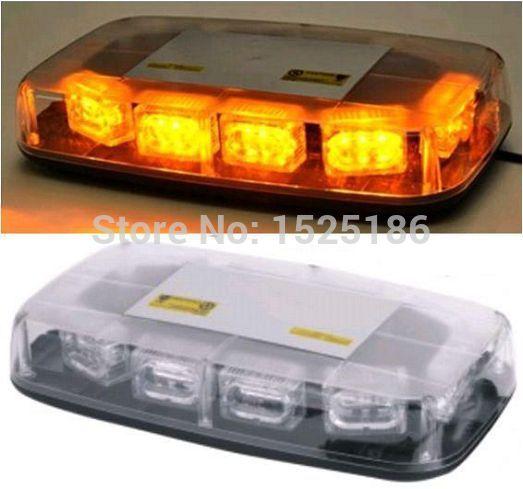 Free Shipping led mini lightbar mini led lightbar led mini light bar mini warning lightbarLAM-1303(China (Mainland))