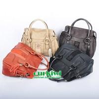 G 2013 female bags fashion vintage fashion nubuck leather handbag messenger bag motorcycle