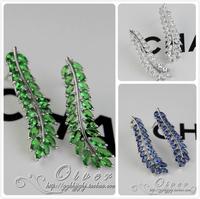 3 color crystal wheat  lady's bracelet (gghhjjghj)