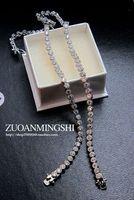 zircon stone pcs chain lady's bracelet (gghhjjghj)